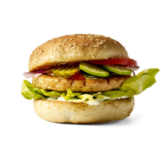 CHICKENED OUT BURGER(2,400g)/PLANT BASED MEAT